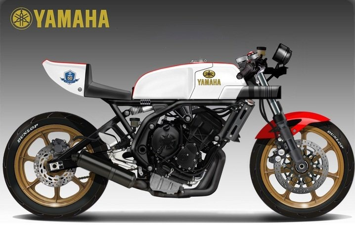 Yamaha TZ6 Classic Racer - http://www.men-know-why.com/yamaha-tz6-classic-racer/
