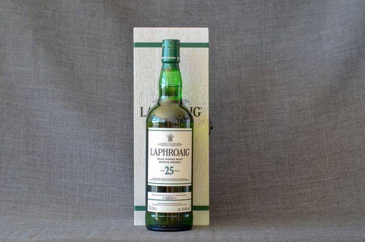 Single Malt Scotch Whisky Smokey, Rich, Refined