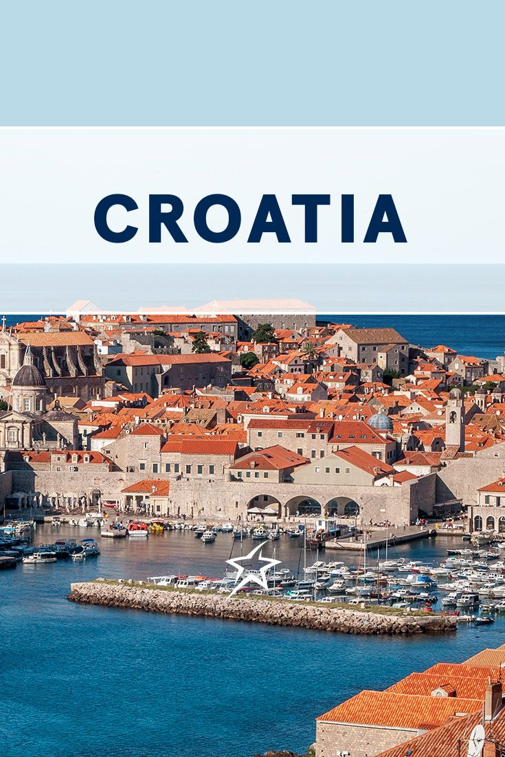 The Map Of Croatia Tells The Story Of Two Kinds Of Visits A Cultural Adventure Through The Richness Of Eastern Europe Flights To Croatia Croatia Croatia Map