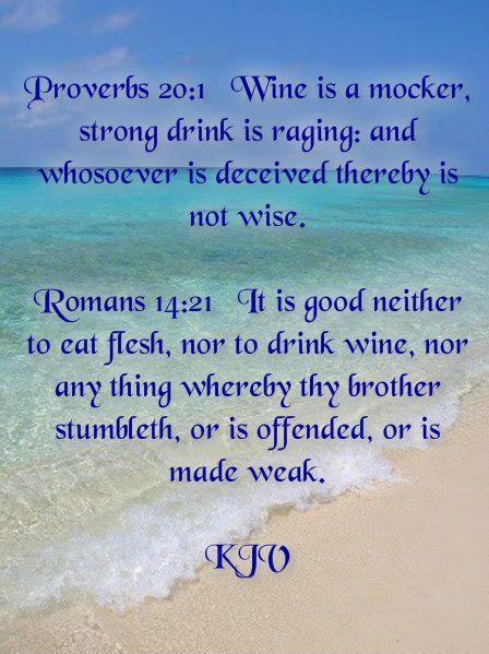 an analysis of drunkenness as a sin in the bible Unless otherwise noted, all scripture quotations are from the king james version   of the scriptures, it is obvious they also knew of the plural meaning of  holy  and righteous son of god, came forth to save mankind from sin.