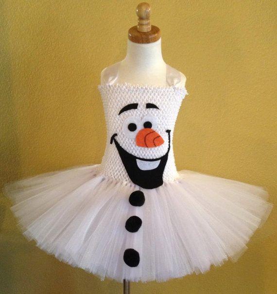 Olaf tutu dress by SimiPrincessBoutique on Etsy https://www.facebook.com/simiprincessboutique