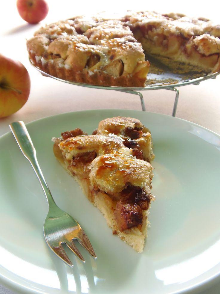 Ír almás pite