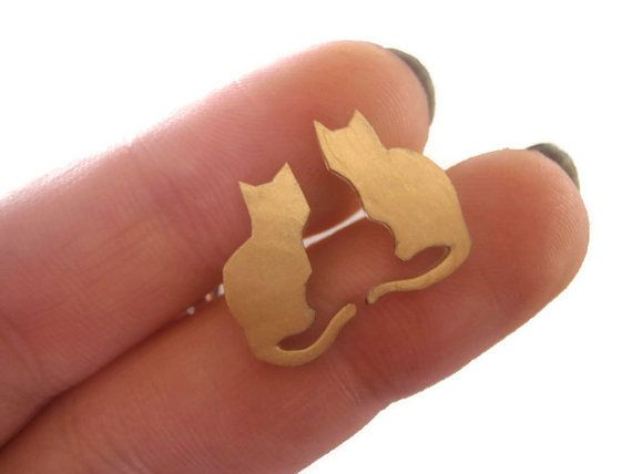 24 best Cat Jewelry images on Pinterest Cat jewelry Cat necklace