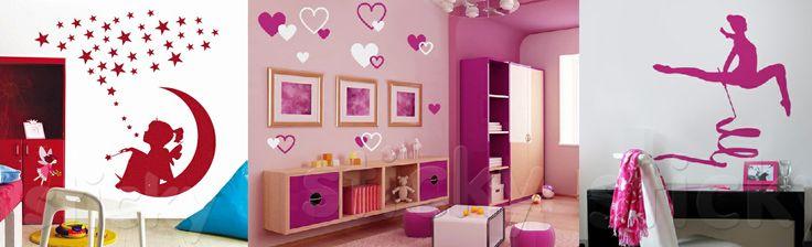 Πως να διακοσμήσεις το σπίτι σου με όμορφα αυτοκόλλητα τοίχου