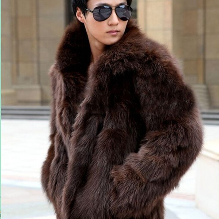 33 best coats images on Pinterest | Fur, Fur jackets and Leather ...