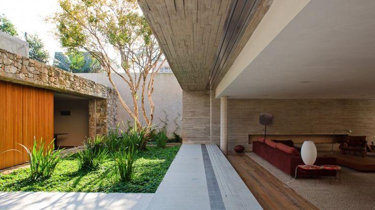 moderní interiéry