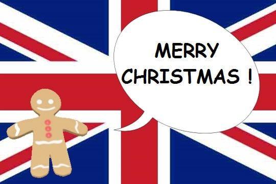 """Comment dit-on """"Joyeux Noël""""... En anglais"""
