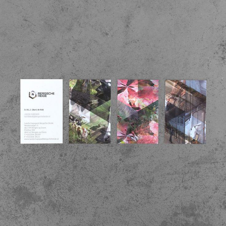 Bergsche Heide | SUPERREBEL  SuperRebel.com ontwikkelde voor Bergsche Heide een huisstijl, die met het landschap en de ontwikkelingen meebeweegt. Een merkbeeld dat recht doet aan het feit dat dit misschien wel de meest veranderingsgezinde regio van Nederland is. Het logo en de huisstijlelementen zijn opgebouwd uit foto's die in het gebied zelf worden gemaakt, door mensen die er wonen, werken en recreëren. Geen dag is hetzelfde, dus is er uiteindelijk ook geen logo hetzelfde. Zo verandert de…