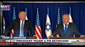 (3) TRUMP MEETS WITH ISRAELI PM IN JERUSALEM ON CNN Breaking News - YouTube