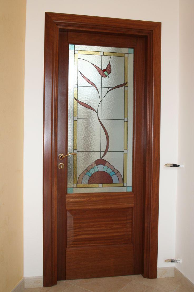 porta interna - vetro art.
