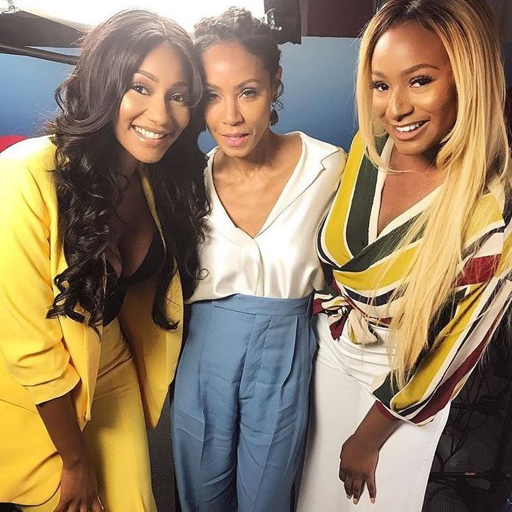 """DJ Cuppyattended a special screening of""""Girls Trip"""", a Hollywood movie starring#JadaPinkettSmith, #QueenLatifah, #ReginaHalland#TiffanyHaddish. ____ At the screening on Tuesday at the SoHo Hotel in Los Angeles, the beautiful disc jockey together with#CharlotteKamalehad a chat withJada PinkettSmithon the new movie. More scoop on OnoBello.com #OnoBello #OBCelebrities"""