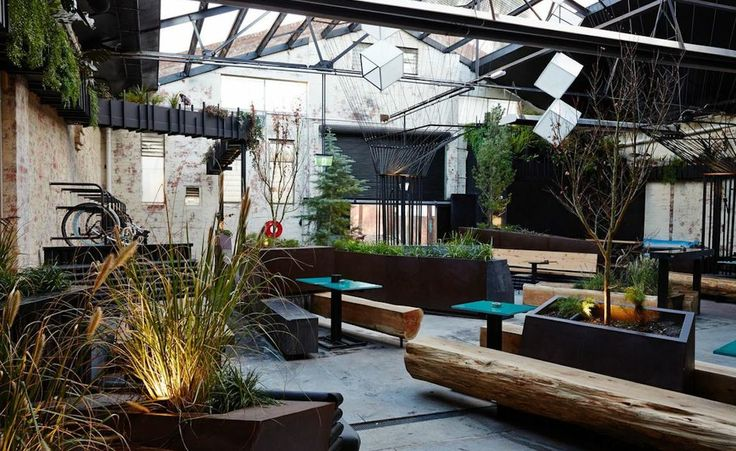 Howler, Brunswick - The bar of summer 2013... magnificent design, feels like you are inside and outside at the same time.