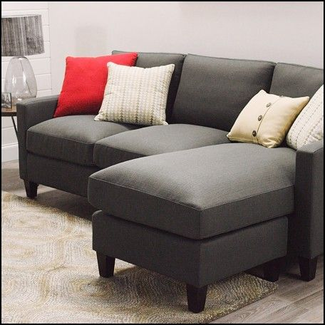 Charcoal Couch Cover