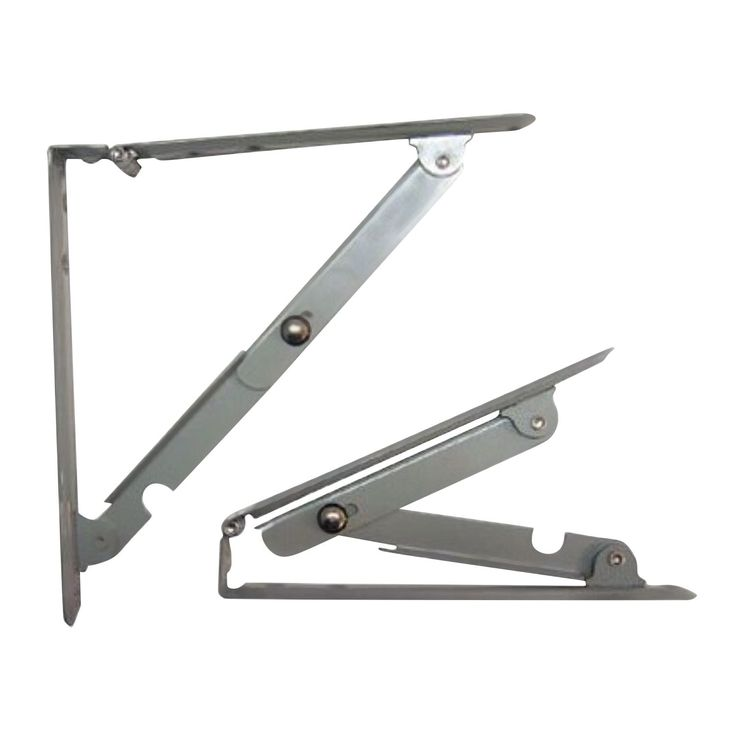 folding shelf bracket brackets second hand metal for sale walmart menards