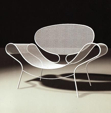 LUXURY FURNITURE | The beauty of expanded metal furniture. Everything can be beautiful and functional | www.bocadolobo.com