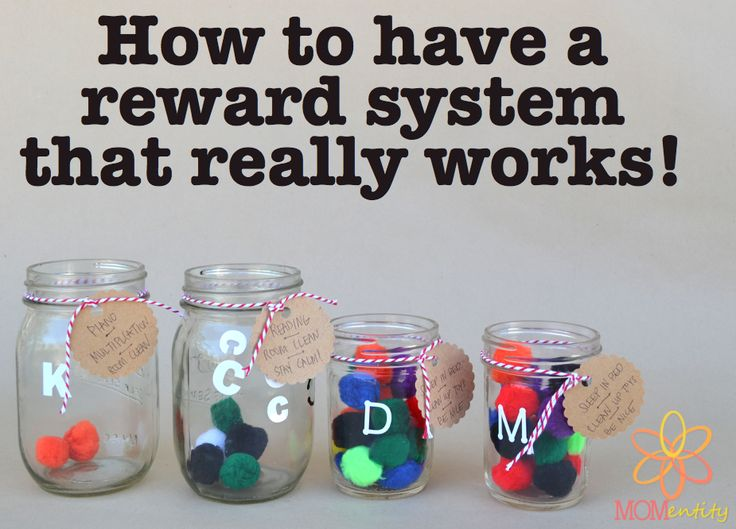 How to use a pom-pom reward system that will actually work
