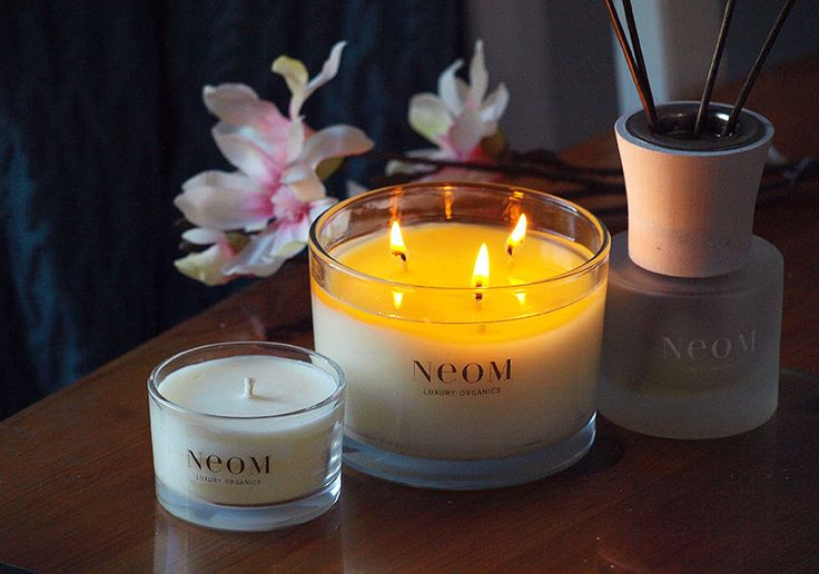 The Black Pearl Blog - UK beauty, fashion and lifestyle blog: NEOM Real Luxury Home Candle