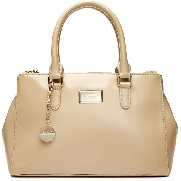 DKNY Handbag, Hudson Leather Small Work Shopper found on Polyvore