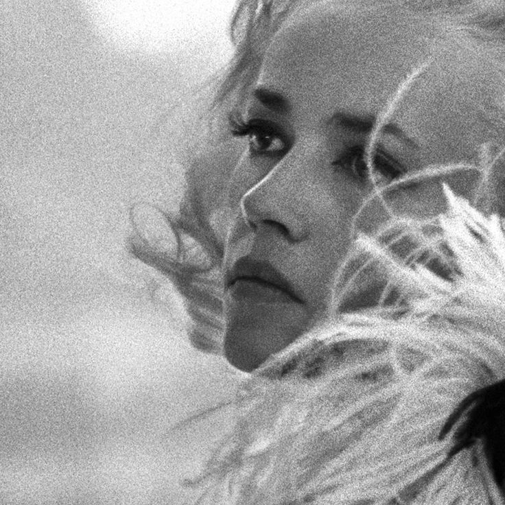 "Jeanne Moreau in Jacques Demy's ""La Baie des Anges"""