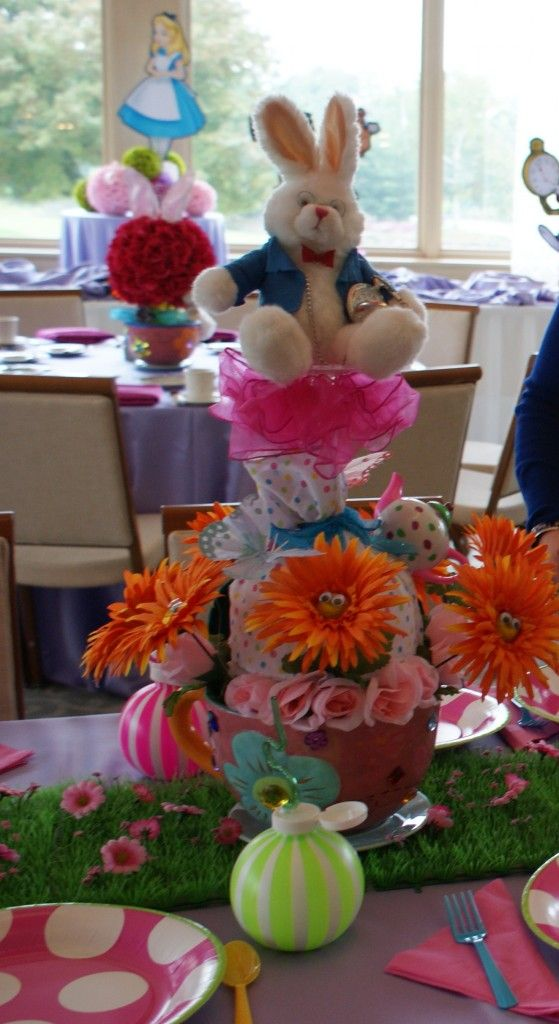 Best images about mad hatter centerpiece ideas on