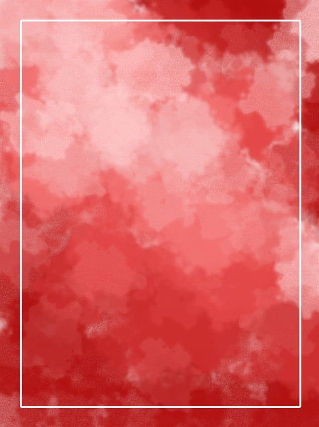 الأحمر ألوان مائية حد عالمي تصوير Watercolor Border Red Background Watercolor Background