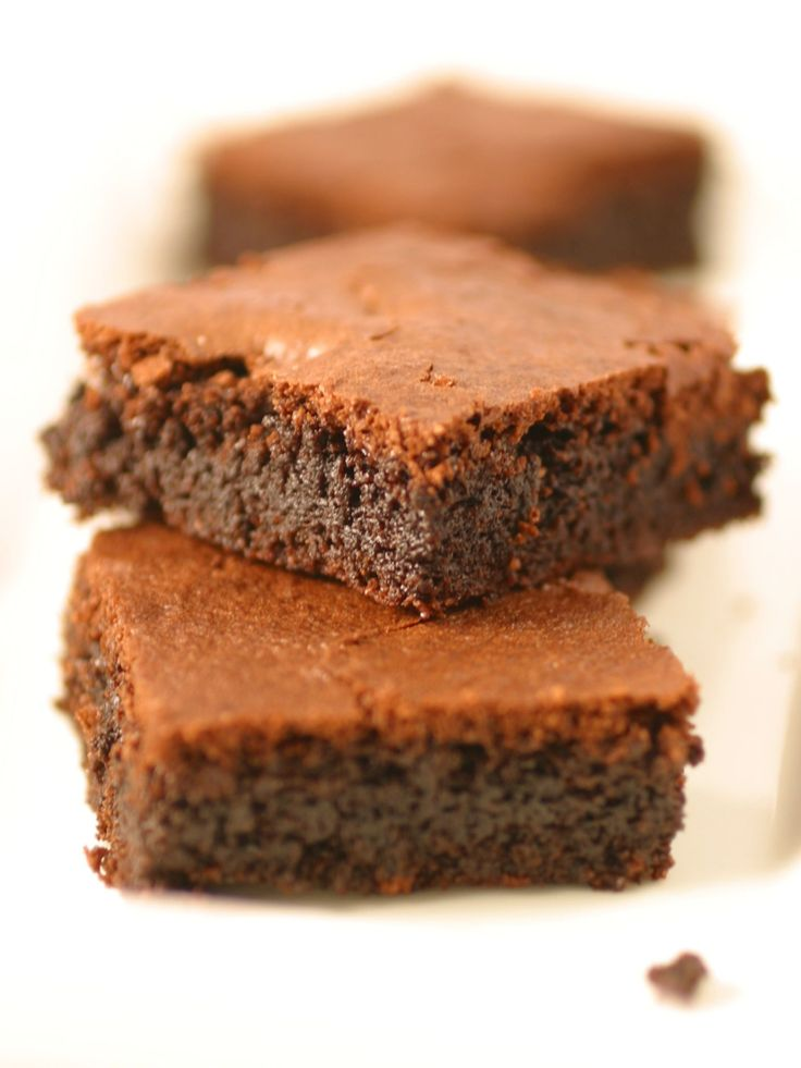 Made-Over Deep Dish Brownies recipe from Food Network Kitchen via Food Network