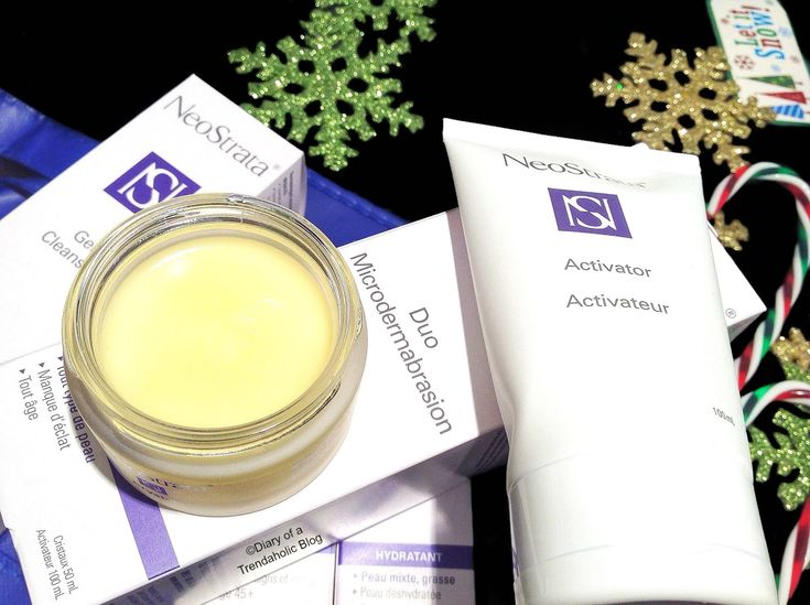 Diary of a Trendaholic : NeoStrata Skincare Review and Giveaway!