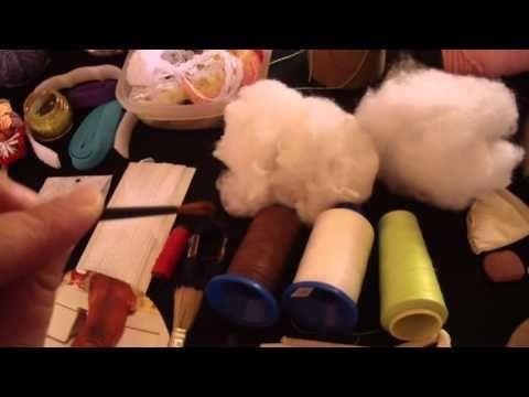 Muñecos Soft..necessary materials/.materiales necesarios para hacer muñecos soft - YouTube
