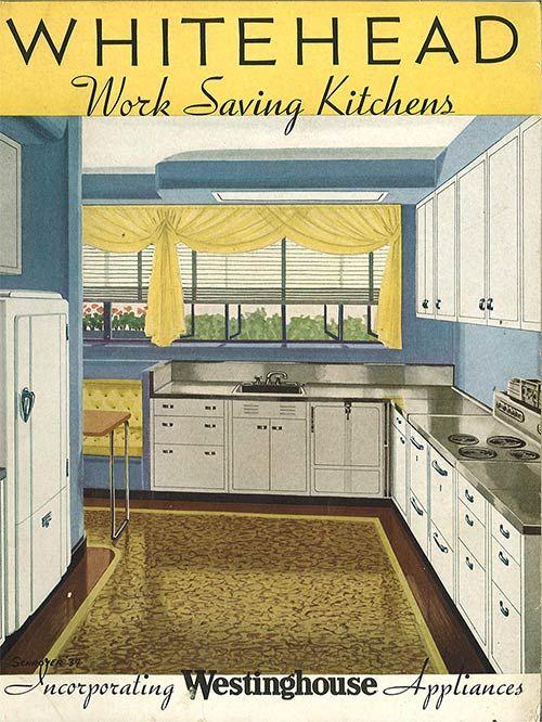 Whitehead Kitchen Catalogue 1939