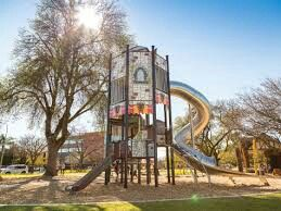 Princess Elizabeth Playground in Adelaide, SA