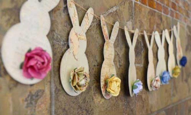 120 Ideias e Enfeites para Decoração de Páscoa!!!
