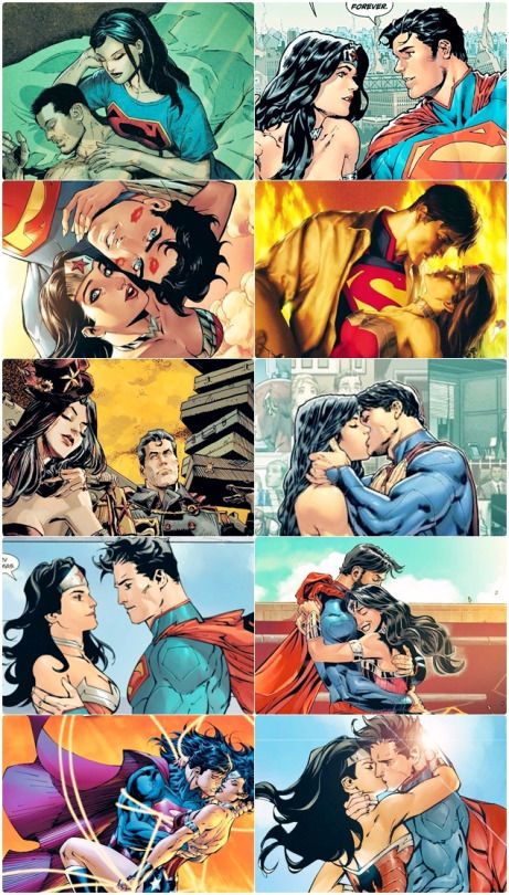 Superman & Wonder Woman Forever