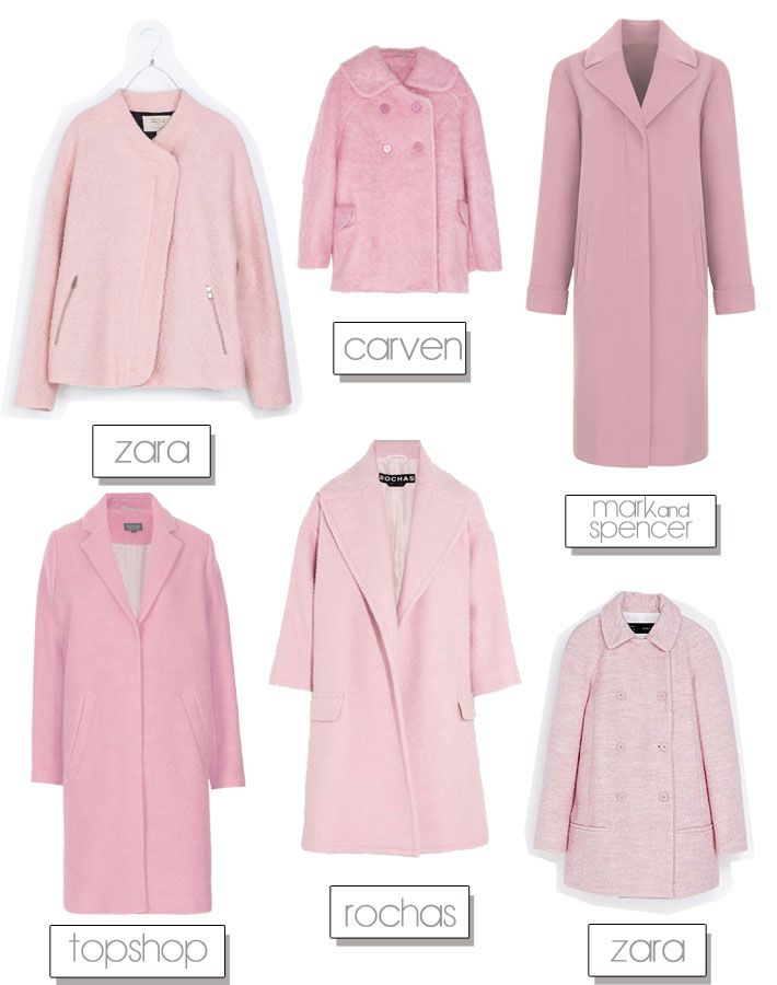 Pink Coat Street Style Inspiration   #sidesmilefaves via Aubrey and Me