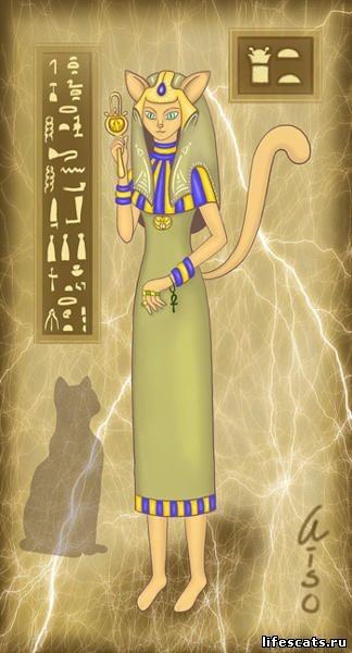 The Egyptian cats - Египетские кошки - Изображения кошек - Мультимедиа - Сайт о жизни кошек!