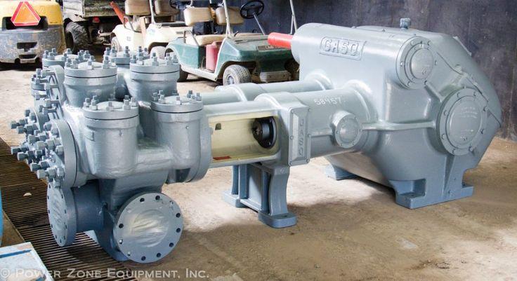 Rebuilt Gaso 2652 Duplex Pump Complete Pump For Sale - Stock No 58457