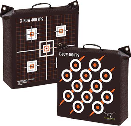 RINEHART TARGETS Rinehart Crossbow Bag Target 18x18x12, EA