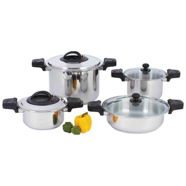 """KETTLES and PRESSURE COOKERS JUST FOR HOME FOUND AT """"TRIPLECLICKS""""!! 