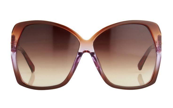 Think Big - Oversized sunglasses are in this #aw14! Linda Farrow Luxe 137 C10 Sunglasses | sunglasscurator.com