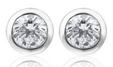 $4 for a Pair of Swarovski Elements Poise Stud Earrings (Available in 11 Colours!) + a Free Pair of Clear Poise Earrings - Taxes Included ($ 150 Value)