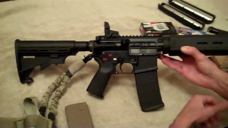 Spike's Tactical Mid Length AR 15 Update