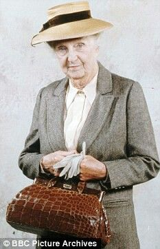 Joan Hickson was Miss Marple from 1984 until 1992.