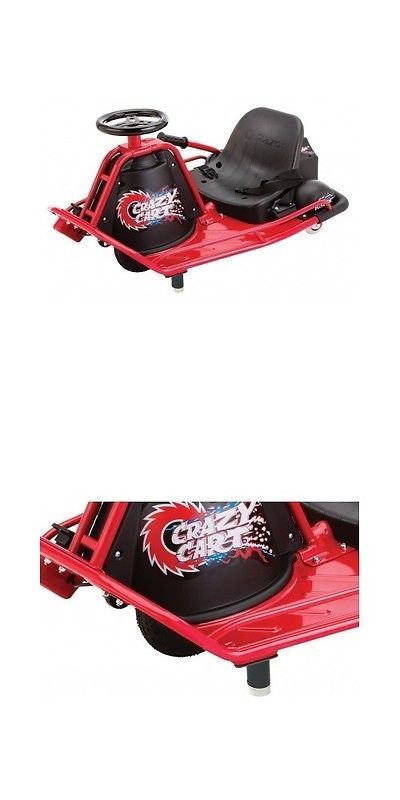 Other Go-Karts Recreational 40152: New Razor Go Electric Cart Drive Spin Drift Fast Safe Lightweight Free Shipping -> BUY IT NOW ONLY: $394.95 on eBay!