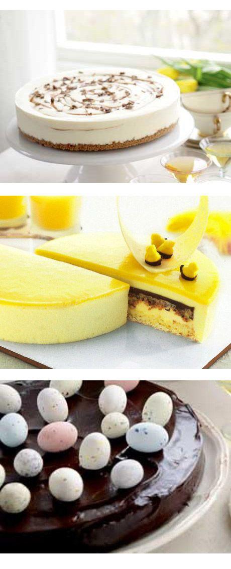 Tårtor till påsk