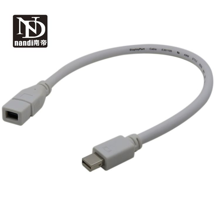 $5.09 (Buy here: https://alitems.com/g/1e8d114494ebda23ff8b16525dc3e8/?i=5&ulp=https%3A%2F%2Fwww.aliexpress.com%2Fitem%2FThunderbolt-Mini-Display-Port-Mini-DP-Male-to-Female-Extension-Cable-For-MCB-pro%2F32230515681.html ) Thunderbolt Mini Display Port Mini DP Male to Female Extension Cable For MCB pro for just $5.09