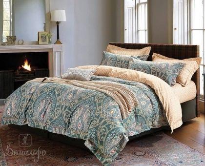 Купить постельное белье из фланели ALIGERO 1,5-сп от производителя Asabella (Китай)