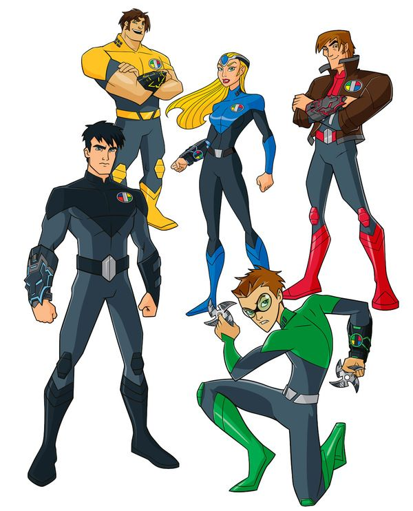 Voltron Force Characters Names 98 best images ...