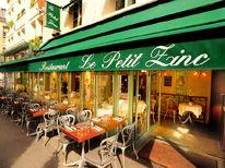 Restaurant original Paris, le Petit Zinc Paris 6