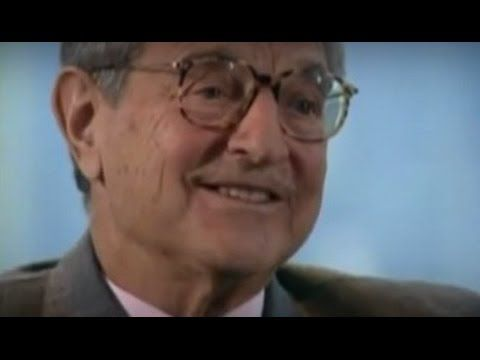 GEORGE SOROS: 60 MINUTES (1998) 😨  THE QUANTUM FUND & WHAT HE DID TO JEW...