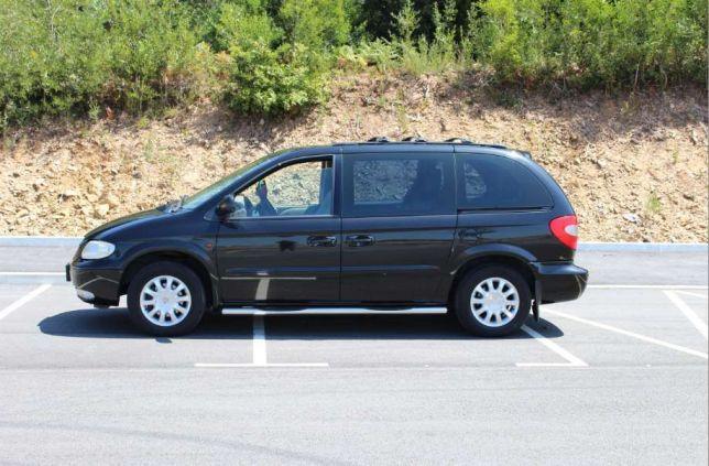 Chrysler Voyager preços usados