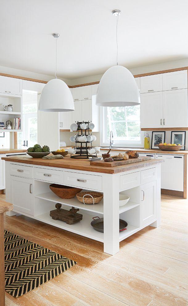 78 Different Decoration Kitchen Cabinet And Design Ideas Part 36 Modern White Kitchen Island White Modern Kitchen Kitchen Design
